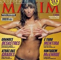 Raquel Loureiro na Maxmen