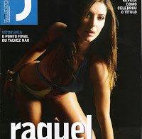 Raquel Loureiro na Revista J