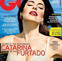 Fotos de Catarina Furtado despida na GQ