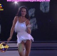 Rita Pereira no Dança Com as Estrelas