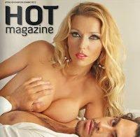 Rute Penedo despida na Hot Magazine