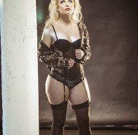 Juliana Dias (CS4) em lingerie