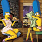 Fotos de Marge Simpson na Playboy