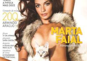 Fotos da Marta Faial na Playboy de Novembro