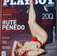 Fotos Rute Penedo na Playboy de Março