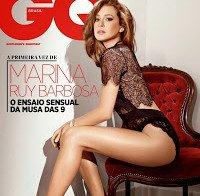 Marina Ruy na GQ