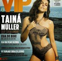 Tainá Müller na revista VIP