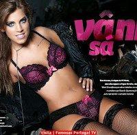 Vânia (Casa dos Segredos 5) despida na Revista J