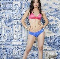 Marisa Menicha na revista Vidas
