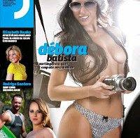 Débora Batista na Revista J 384