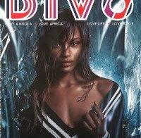Sharam Diniz na revista Divo (Fevereiro 2015)