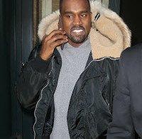 """Kanye West no seu momento dos Grammys: """"As vozes na minha cabeça disseram-me para subir"""""""