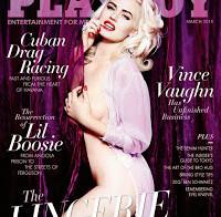Gia Genevieve nua (Playboy americana)
