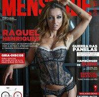 Raquel Henriques na Men's Code