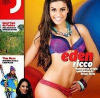Eden Ricco na Revista J 391