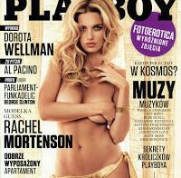 Rachel Mortenson nua (Playboy Polónia Março 2015)