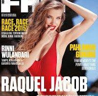 Raquel Jacob despida (FHM Indonésia)