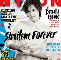 """Shailene Woodley: """"Já comi formigas e outros insectos. O futuro da comida está nos insectos"""""""