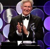 Harrison Ford despenhou um avião