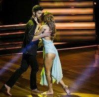 Sara Prata mostra rabo no Dança Com as Estrelas (fotos HQ)