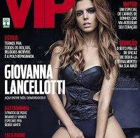Giovanna Lancellotti despida (Revista VIP)