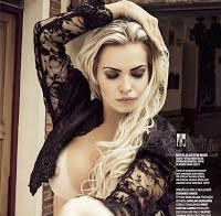Veridiana Freitas nua (Playboy Brasil Abril 2015)