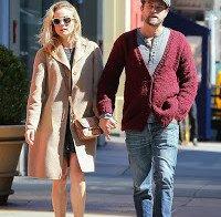Diane Kruger a passear pela cidade de Nova Iorque