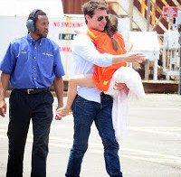 Tom Cruise não vê Suri há um ano, nem verá dentro em breve