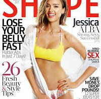 Jessica Alba de biquini em forma (fotos HQ)