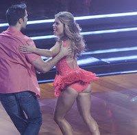 Fotos HQ do rabo de Isabel Silva no Dança Com as Estrelas (eliminada)