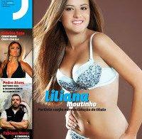 Liliana Moutinho despida (Revista J 309)