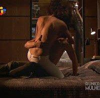 Ana Sofia Martins topless em cena de sexo (A Única Mulher)