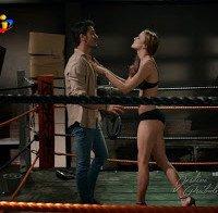 Diana Marquês Guerra despida (lingerie na novela Jardins Proibidos)