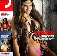 Vanessa Barzan despida na Revista J 303 (2012)