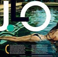 O corpo de Jennifer Lopez aos 45 anos