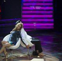 Sara Prata muito boa no Dança Com as Estrelas (HQ)