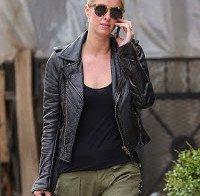 Nicky Hilton a passear pela cidade de Nova Iorque