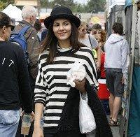Victoria Justice no mercado