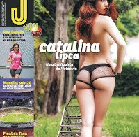 Catalina Lipca despida (Revista J 456)