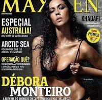 Débora Monteiro despida na Maxmen (2010)