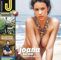 Joana Silva despida na Revista J 460