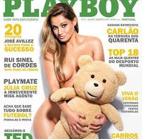 Doriana Sousa é capa da Playboy