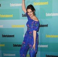 Elizabeth Henstridge na Comic-Con