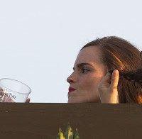 Emma Watson no British Summertime Festival