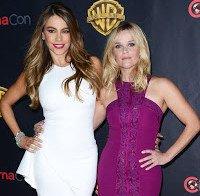 Sofia Vergara e Reese Witherspoon culpam-se uma à outra pelo fracasso de 'Hot Pursuit'