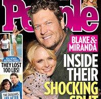 A 'team' Miranda insiste que Blake traiu, mas Miranda não