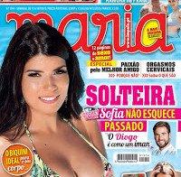 As mamas de Sofia Sousa Casa dos Segredos (de biquini na revista Maria 2015)
