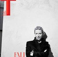 """Cate Blanchett: """"Chamam-me actriz de Hollywood quando me querem insultar"""""""