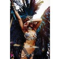 Rihanna passeia o seu rabo por Barbados