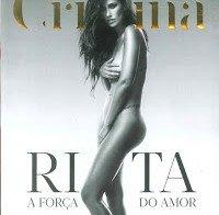 Rita Pereira nua (revista Cristina nº 6)